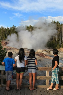 Day 10: Shoshone & Yellowstone National Parks